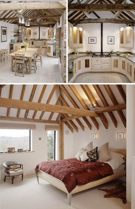 barn-kitchen-dining-bedroom