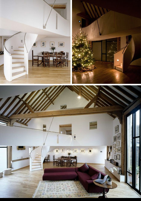 barn-living-spiral-stairs